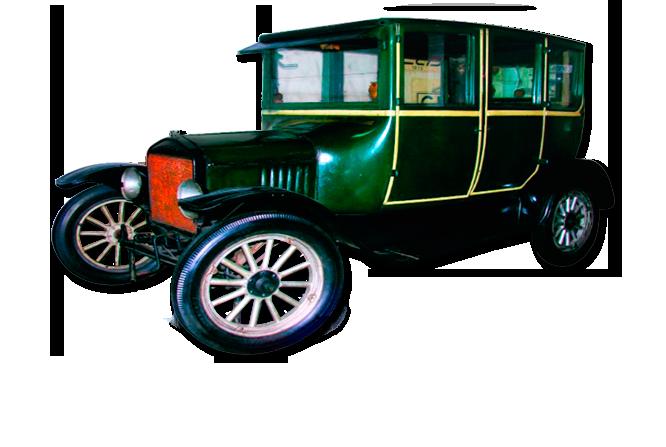 Ford T 1918 - Museu Mário Fava