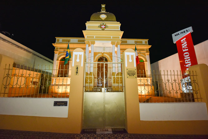 Museu Mário Fava - Bariri-SP